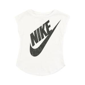 Nike Sportswear Tričko ' JUMBO FUTURA TEE'  bílá