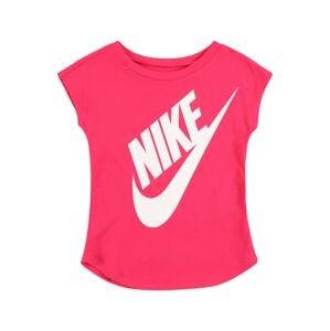 Nike Sportswear Tričko ' JUMBO FUTURA TEE'  korálová