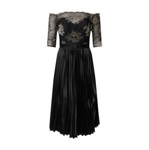 Chi Chi London Koktejlové šaty 'Aivana'  černá