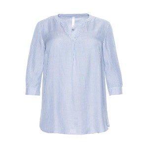 SHEEGO Tunika  modrá / bílá