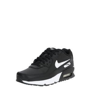 Nike Sportswear Tenisky 'Air Max 90 LTR'  černá / bílá