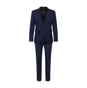 s.Oliver BLACK LABEL Oblek  modrá