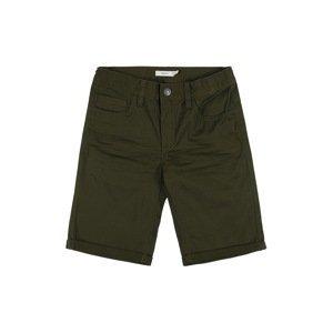 NAME IT Kalhoty  zelená