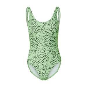 EDITED Plavky 'Felize'  tmavě zelená