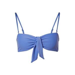 Frankies Bikinis Horní díl plavek 'Enzo'  modrá