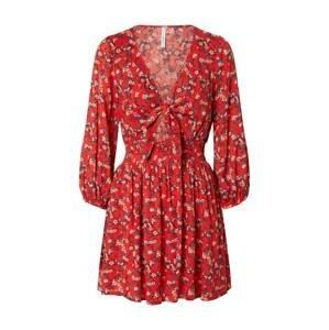 Pepe Jeans Letní šaty 'MARTA'  červená