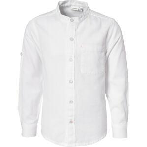 NAME IT Košile 'Fish'  bílá