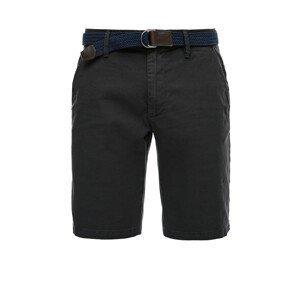 s.Oliver Chino kalhoty  čedičová šedá
