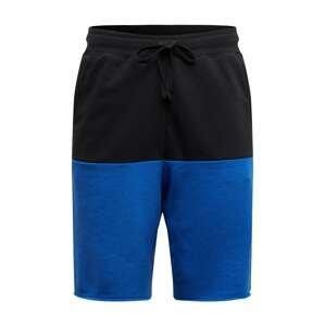 Nike Sportswear Kalhoty 'Alumni'  královská modrá / černá