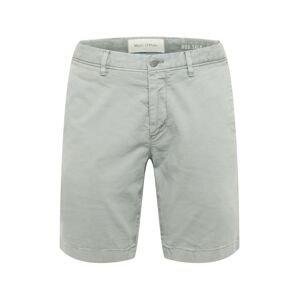 Marc O'Polo Chino kalhoty  šedá