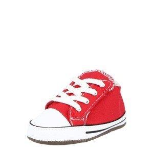 CONVERSE Tenisky 'Chuck Taylor All Star'  červená / bílá