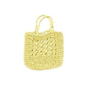 EDITED Plážová taška 'Leycie'  žlutá
