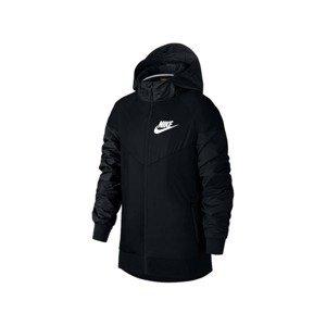 Nike Sportswear Sportovní bunda  černá