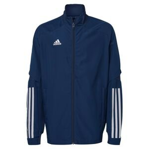 ADIDAS PERFORMANCE Sportovní bunda 'Condivo 20'  tmavě modrá / bílá