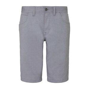 TOM TAILOR Chino kalhoty  kouřově šedá / světle šedá