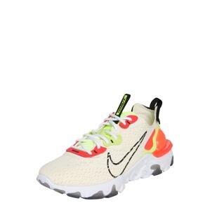 Nike Sportswear Tenisky 'Nike React Vision'  béžová