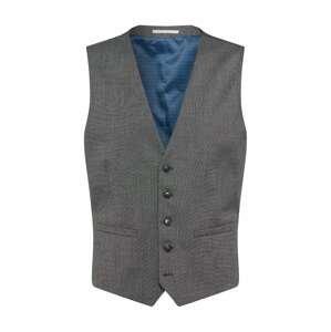 BURTON MENSWEAR LONDON Vesta k obleku  šedá
