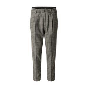 DRYKORN Kalhoty se sklady v pase 'CHASY'  šedá
