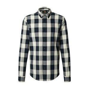 SCOTCH & SODA Košile  černý melír / šedá / šedý melír / béžová / modrá