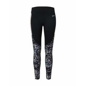 ROXY Sportovní spodní prádlo  černá / bílá
