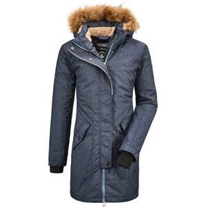 KILLTEC Outdoorová bunda 'Bantry'  námořnická modř