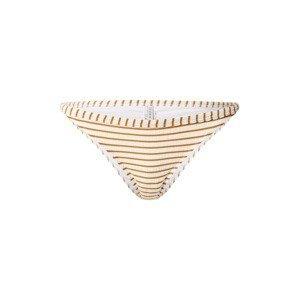 Icone Lingerie Spodní díl plavek 'Top Palms'  béžová / bílá