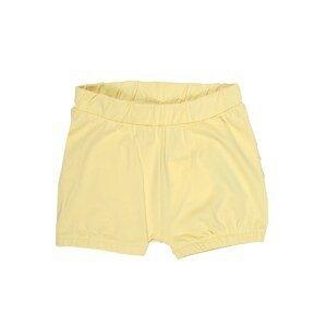 NAME IT Kalhoty 'Herle Bloomer'  světle žlutá