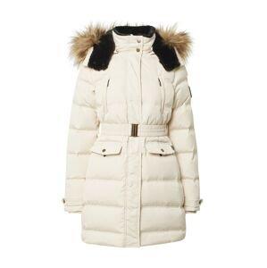 Pepe Jeans Zimní kabát 'Moli'  béžová