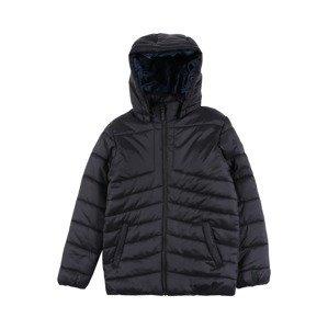 NAME IT Zimní bunda 'Mabas'  černá