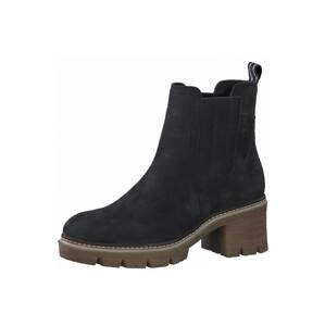 TAMARIS Chelsea boty  námořnická modř