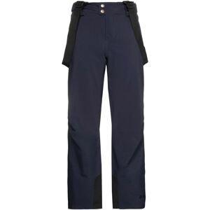 PROTEST Outodoor kalhoty 'Bork'  černá / noční modrá