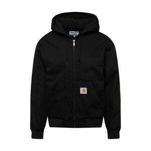 Carhartt WIP Přechodná bunda  černá