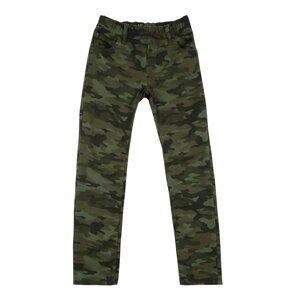 GAP Džíny  khaki / černá / hnědá / světle zelená
