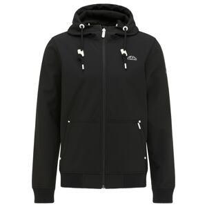 ICEBOUND Funkční bunda  černá