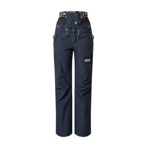 Picture Organic Clothing Sportovní kalhoty 'Treva'  tmavě modrá / starorůžová