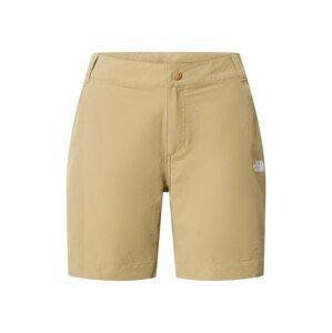 THE NORTH FACE Outdoorové kalhoty  béžová