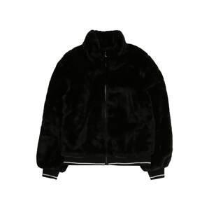 NAME IT Přechodná bunda  černá