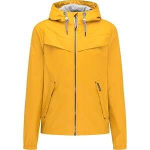 Schmuddelwedda Funkční bunda  žlutá