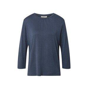 MOSS COPENHAGEN Tričko 'Melissa'  modrá