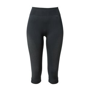 ODLO Sportovní spodní prádlo  černý melír / šedá