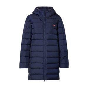 LEVI'S Zimní kabát  námořnická modř