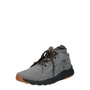 COLUMBIA Sportovní boty  šedá
