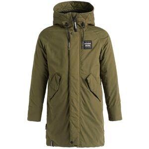khujo Zimní kabát ' HOOK2 '  zelená