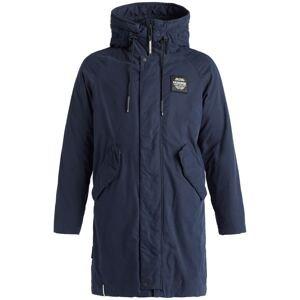 khujo Zimní kabát ' HOOK '  modrá