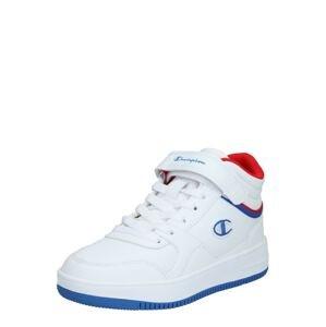 Champion Authentic Athletic Apparel Tenisky 'Rebound Vintage'  červená / bílá / modrá