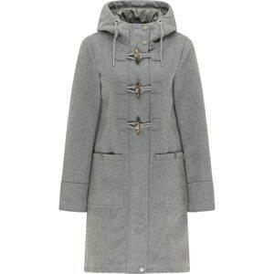 DreiMaster Klassik Přechodný kabát  šedá