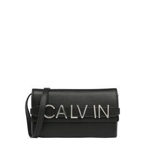 Calvin Klein Psaníčko  černá