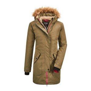 KILLTEC Outdoorová bunda 'Bantry'  khaki