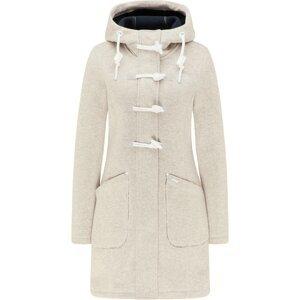 ICEBOUND Přechodný kabát  barva bílé vlny