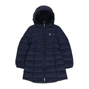 UNITED COLORS OF BENETTON Zimní bunda  námořnická modř